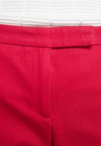 HUGO - HARILE - Spodnie materiałowe - open red - 6