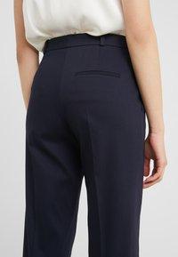 HUGO - HARITA - Trousers - navy - 5