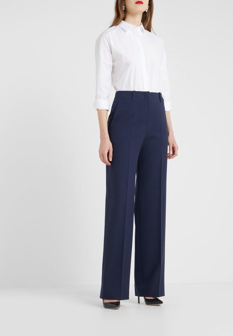 HUGO - HULANA - Pantaloni - open blue