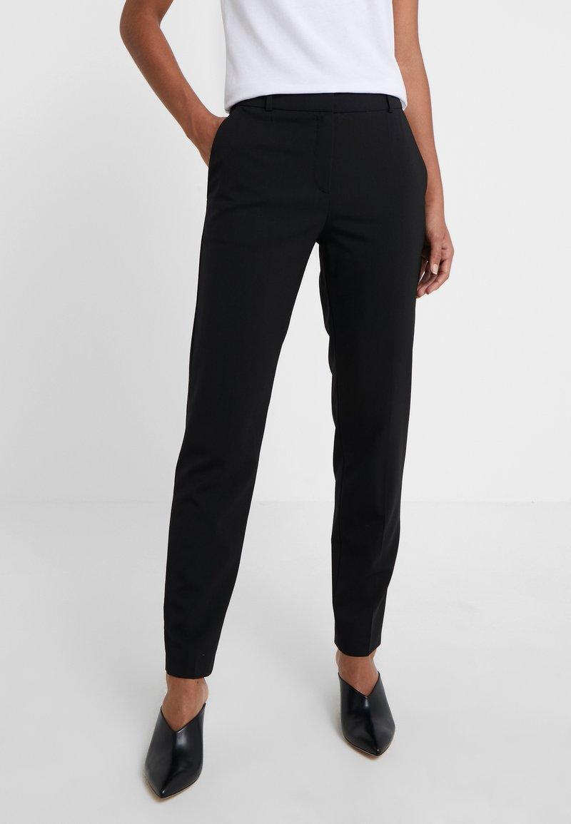 HUGO - Pantaloni - black