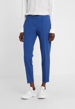 HEVAS - Trousers - open blue