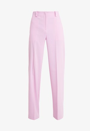 HULANA - Trousers - pastel purple