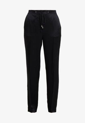 HILASIS - Pantalon de survêtement - black