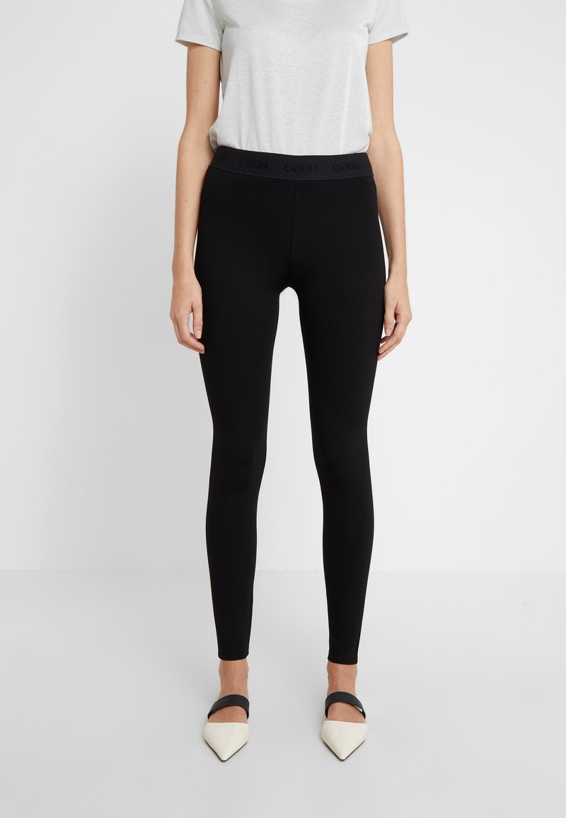 HUGO - NEPTA - Legging - black