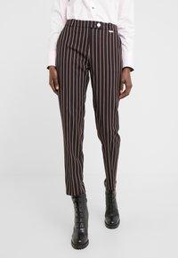 HUGO - HASARI - Pantaloni - black - 0
