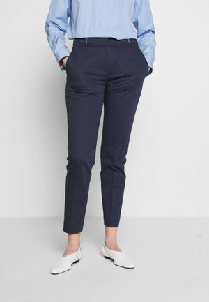 HALONI - Chinos - open blue