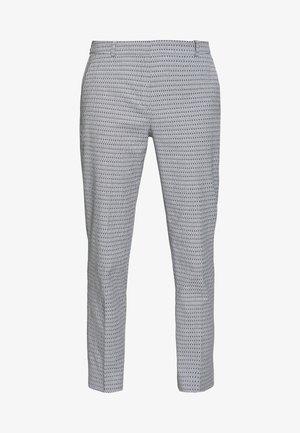 HERILA - Spodnie materiałowe - dark blue