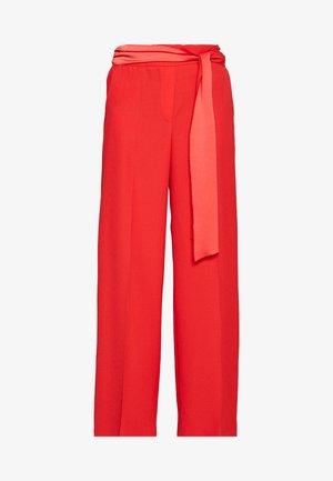 HEDENA - Pantaloni - red