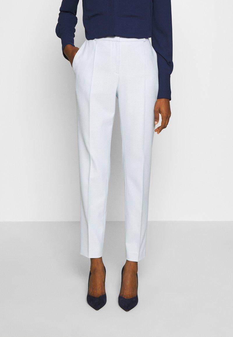 HUGO - HERILA - Kalhoty - light pastel blue