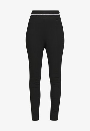HIRUBA - Leggings - black