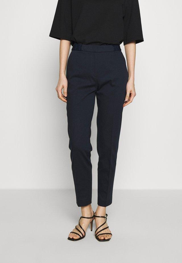 HEFENA - Spodnie materiałowe - open blue
