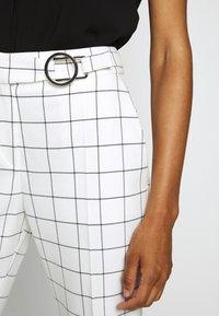 HUGO - HETENI - Trousers - beige - 6