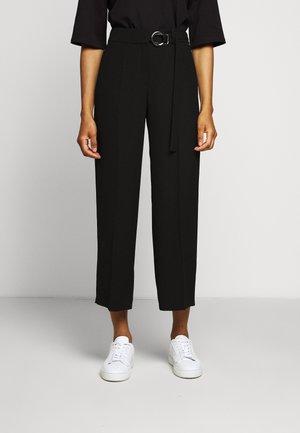 HEDAYA - Pantalones - black