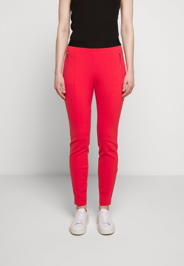HALELI - Leggingsit - bright red