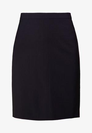 ROVA - Pencil skirt - navy