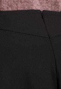 HUGO - RIEKA - A-snit nederdel/ A-formede nederdele - black - 4