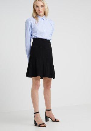 SHURVY - Spódnica mini - black