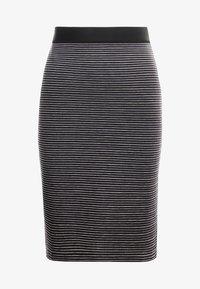 HUGO - NIFANI  - Pencil skirt - black - 3