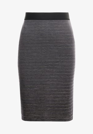NIFANI  - Pencil skirt - black