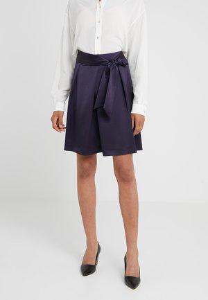 REMONI - Áčková sukně - open blue