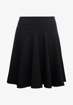 RISELLA - Minigonna - black