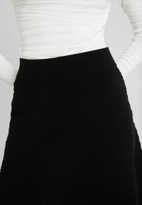 HUGO - SOLAINA - A-line skirt - black - 5