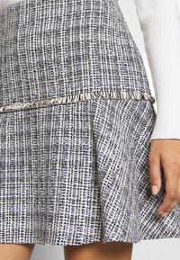 HUGO - RELEA - A-line skirt - natural - 4