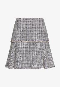 HUGO - RELEA - A-line skirt - natural - 3