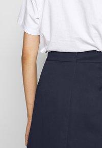 HUGO - RALESA - A-line skirt - open blue - 3