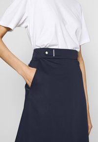 HUGO - RALESA - A-line skirt - open blue - 5