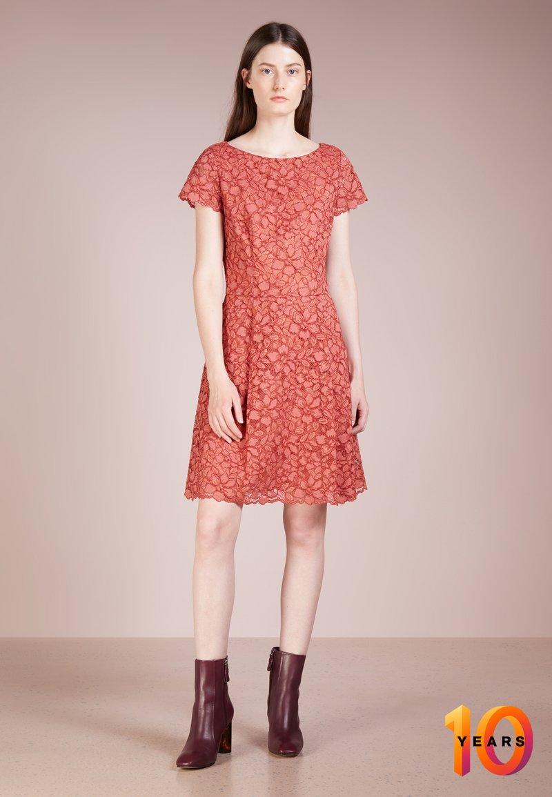 HUGO - KASALLI - Cocktailkleid/festliches Kleid - open red