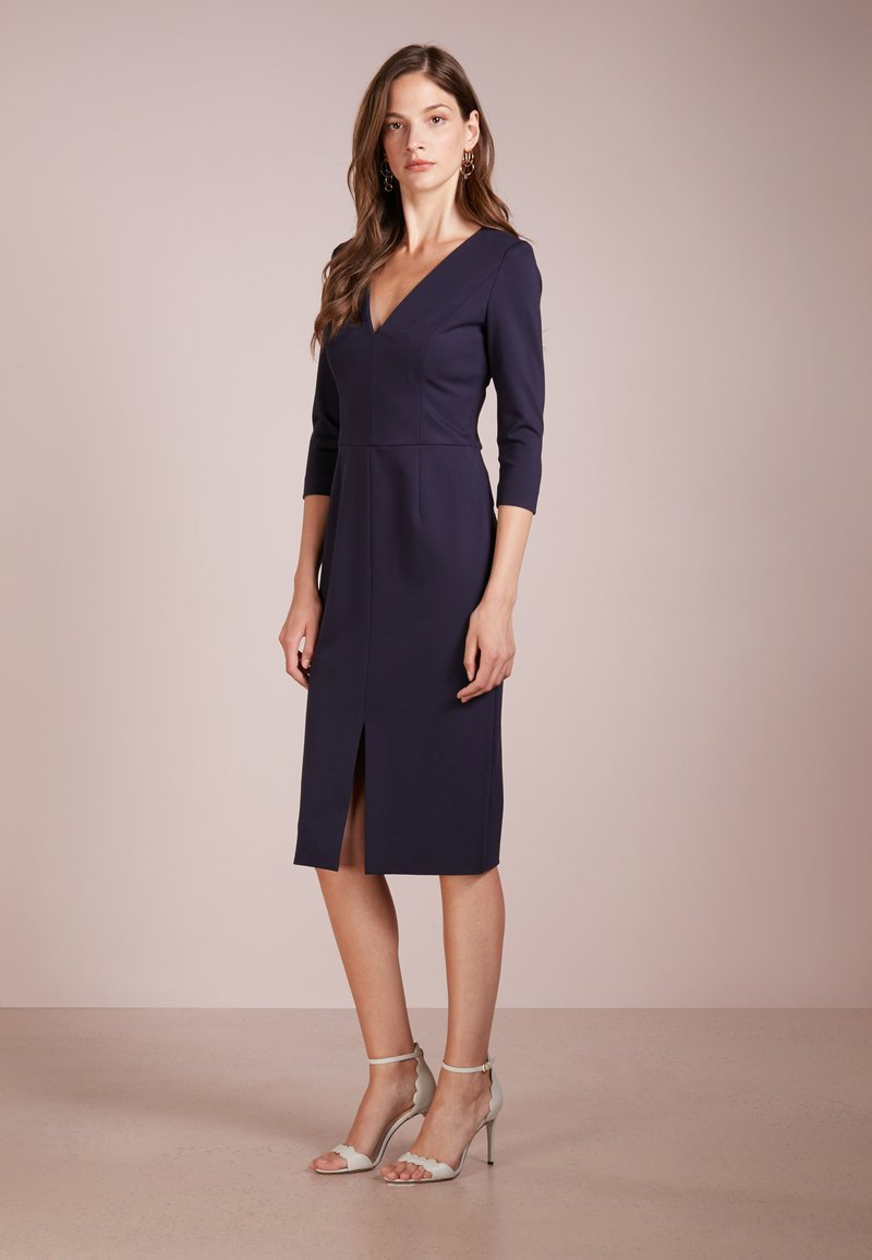 HUGO - KALAYLA - Shift dress - open blue