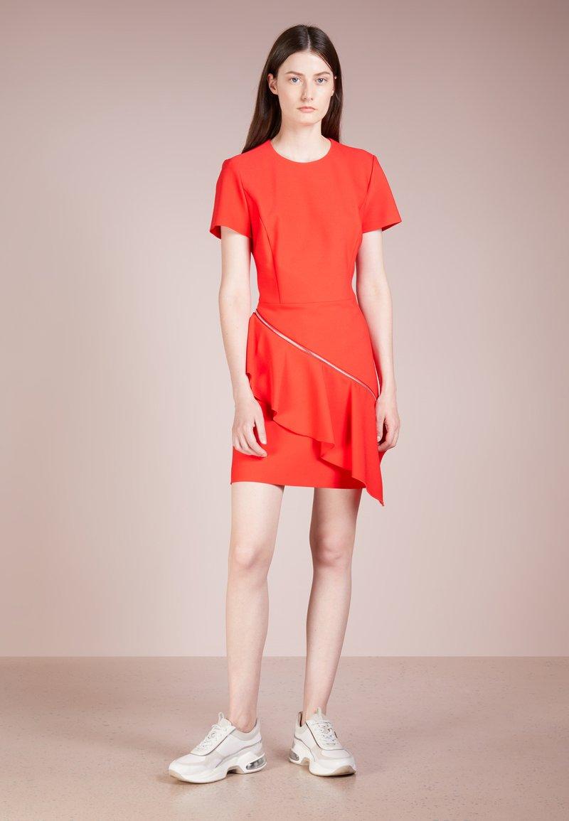 HUGO - KITTIRI - Cocktailkleid/festliches Kleid - medium red