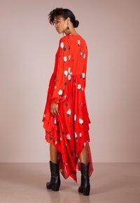 HUGO - KESARI - Robe longue - open miscellaneous - 2