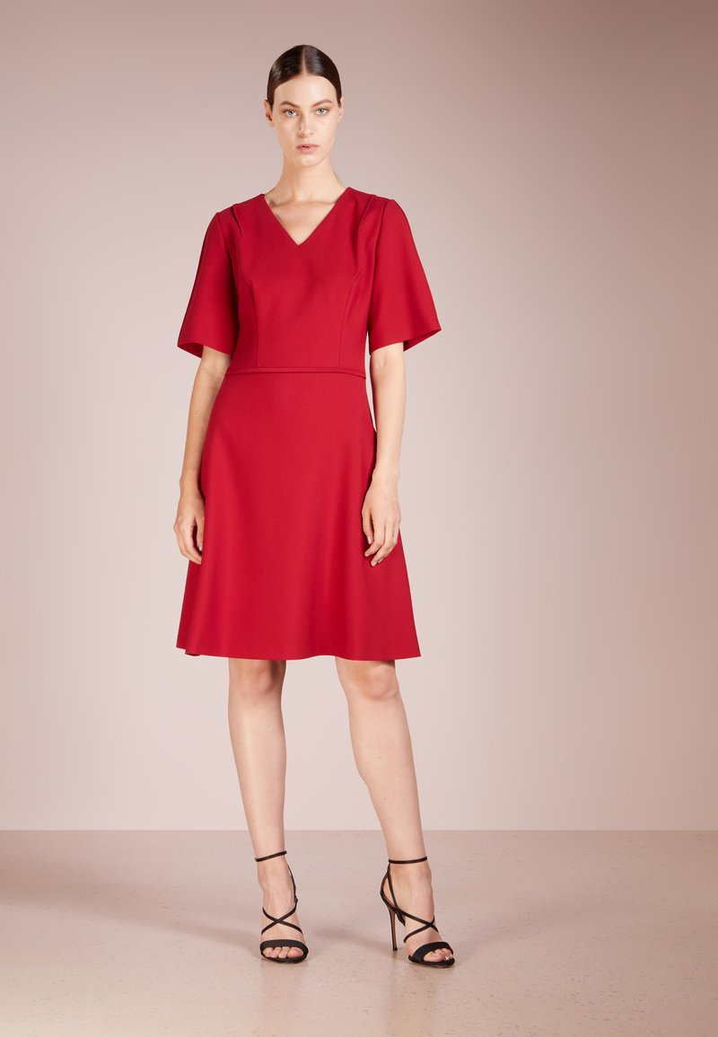 HUGO - KAVILE - Freizeitkleid - open red