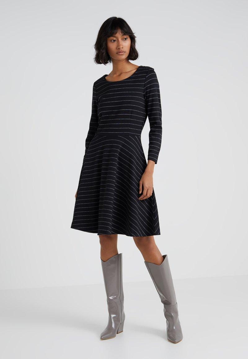 HUGO - NENINA - Jerseykleid - black