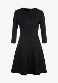 HUGO - KELANIS - Jerseykleid - black - 3