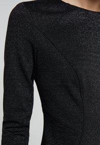 HUGO - KELANIS - Jerseykleid - black - 4