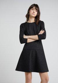 HUGO - KELANIS - Jerseykleid - black - 0