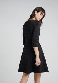 HUGO - KELANIS - Jerseykleid - black - 2