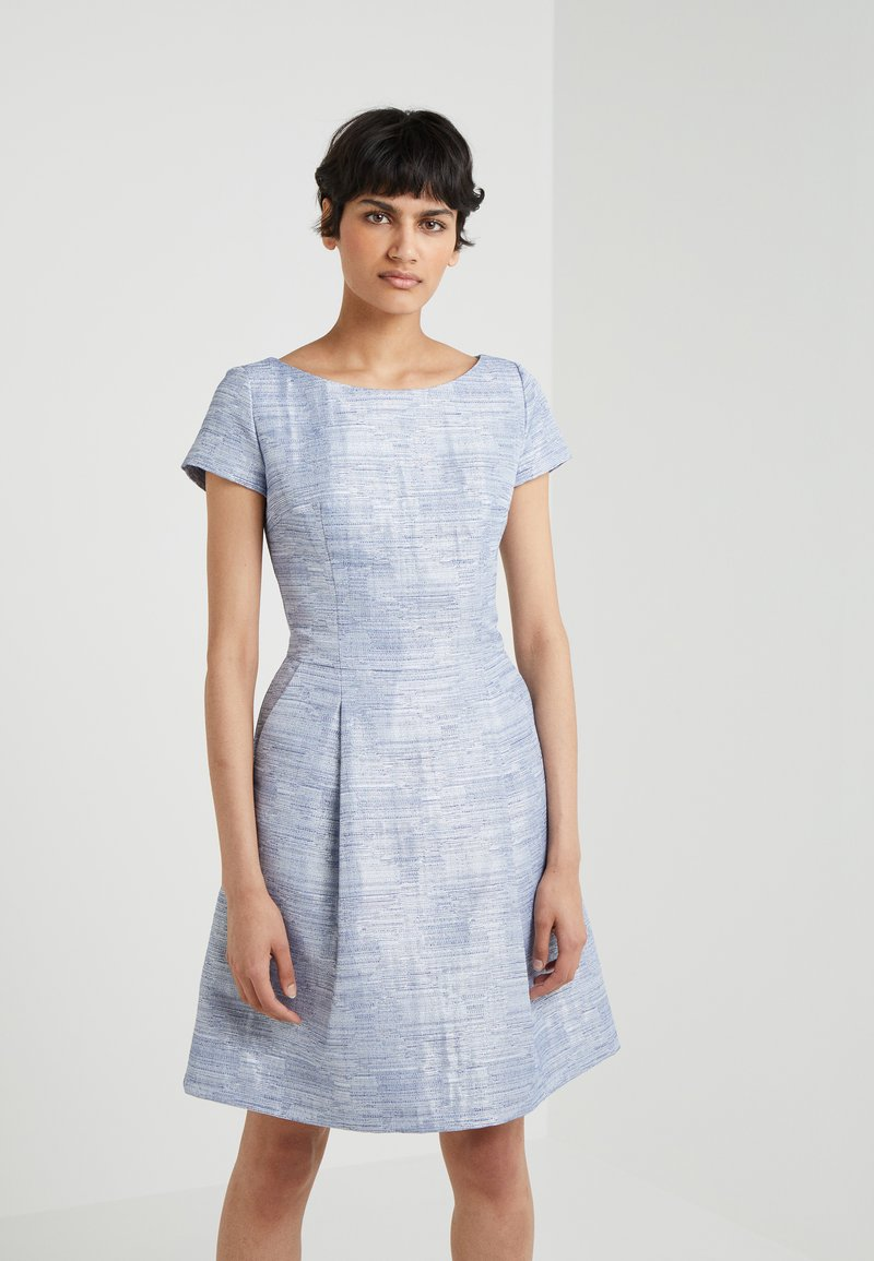 HUGO - KASALLI - Cocktailkleid/festliches Kleid - dark blue