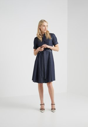 EKALIA - Korte jurk - open blue