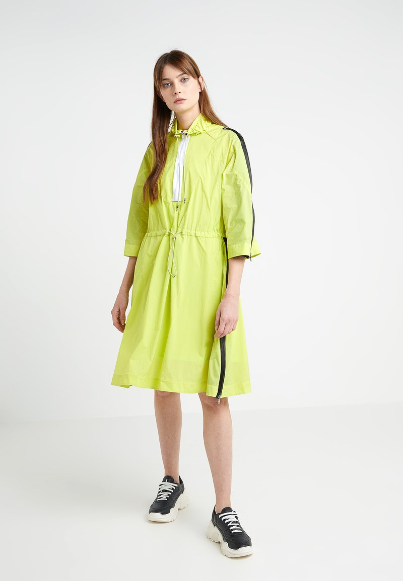 HUGO - KANELLE - Day dress - bright yellow