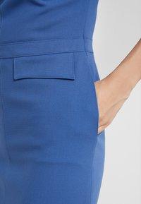 HUGO - KATARA - Shift dress - open blue - 4