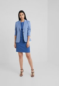 HUGO - KATARA - Shift dress - open blue - 1