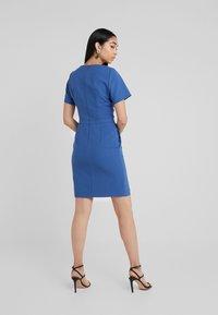HUGO - KATARA - Shift dress - open blue - 2