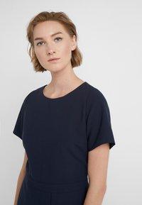 HUGO - KATARA - Pouzdrové šaty - dark blue - 3