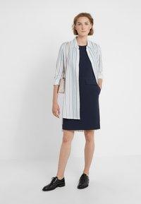 HUGO - KATARA - Pouzdrové šaty - dark blue - 1