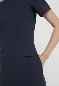 HUGO - KATARA - Pouzdrové šaty - dark blue - 6