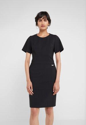 KOLILA - Shift dress - black